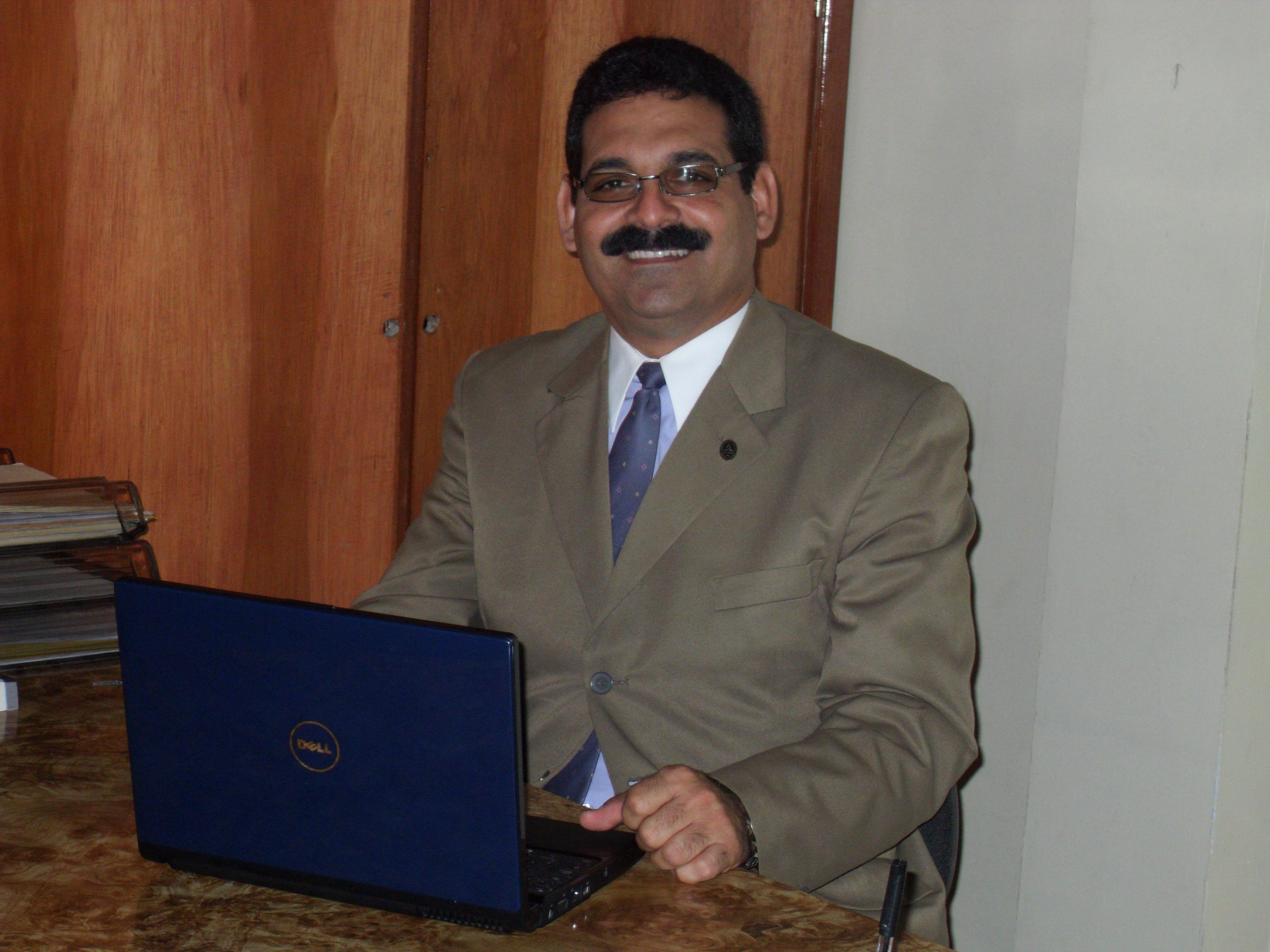 Pr. Daniel Armando Gonzalez